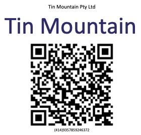 Tin Mountain QR Code
